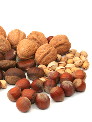 Eat a handful of nuts